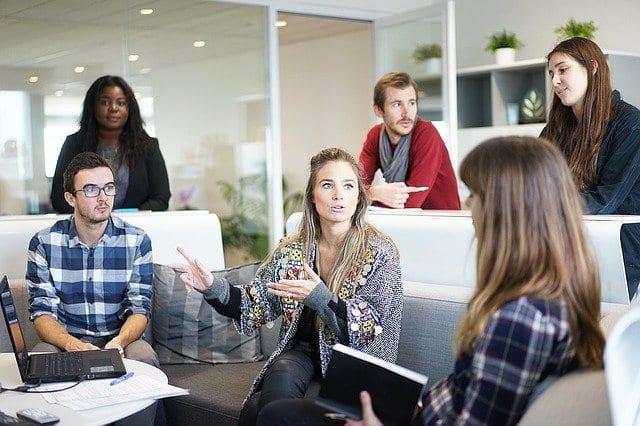 Online Marketing Strategie Präsentation